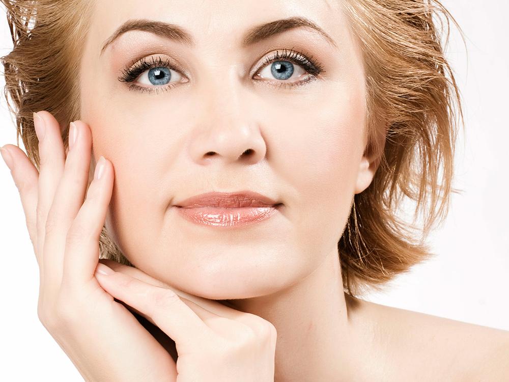 Косметические процедуры по уходу за коже