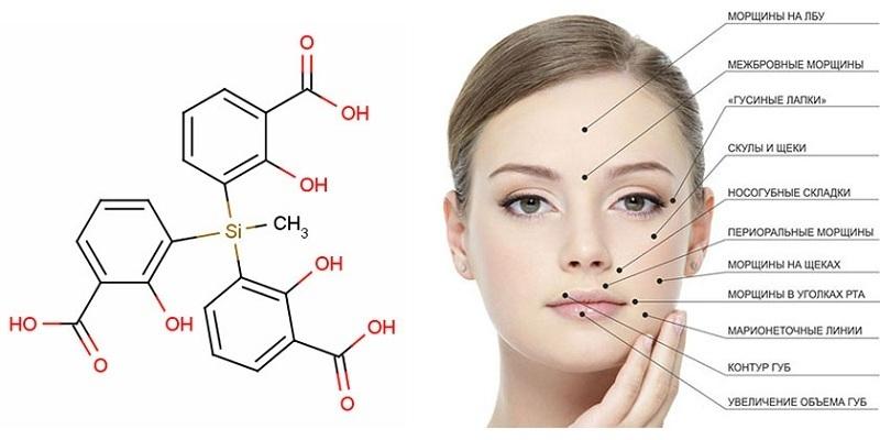 Conjonctyl успешно применяется в программах антивозрастной терапии