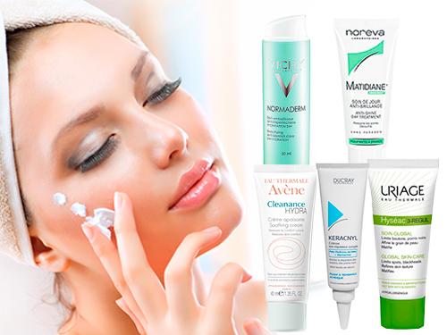 Обзор средств от купероза на лице - как выбрать лучший крем в аптеке