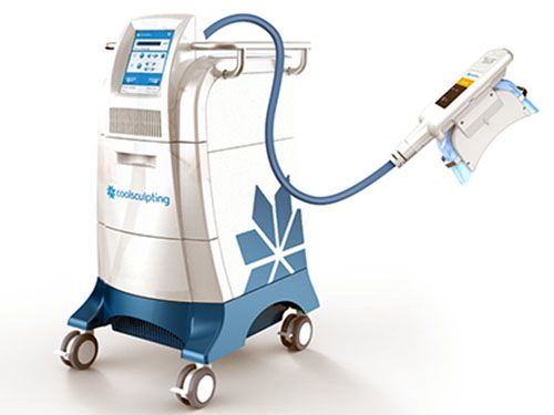Аппарат для криолиполиза CoolSculpting фирмы Zeltiq